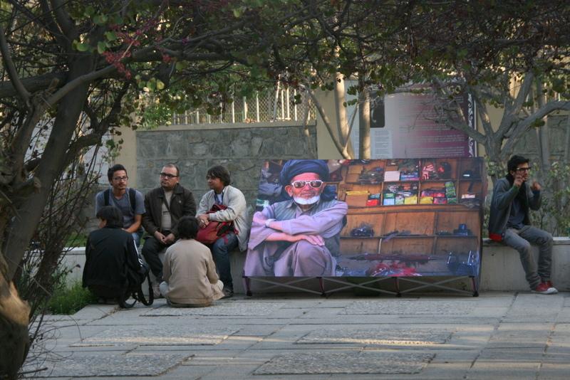 Participantes del Sound Central, festival de música de Asia central, realizado en Kabul. Crédito: Giuliano Battiston/IPS.
