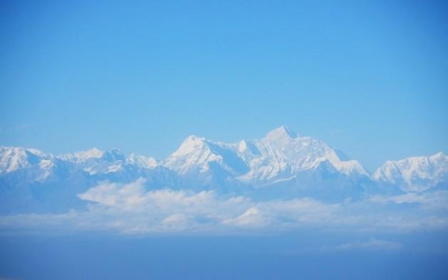 Expertos advierten que el cambio climático es responsable del derretimiento de los glaciares en el Himalaya. Crédito: Amantha Perera/IPS.