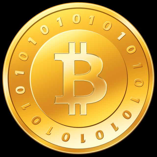 Simbolo del BTC. Crédito: bitcoin.org