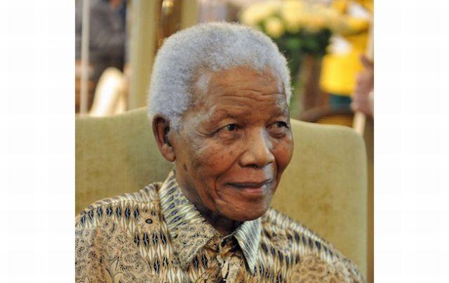 El líder de la lucha sudafricana contra el apartheid, Nelson Mandela, murió a los 95 años en la noche del 5 de diciembre de 2013. Crédito: Cortesía del Sistema de Información y Comunicación del gobierno de Sudáfrica