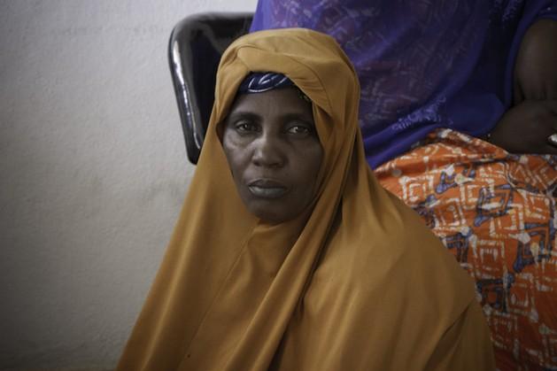 Agaichetou Toure huyó de Gao en marzo de 2012. Crédito: Marc-André Boisvert/IPS