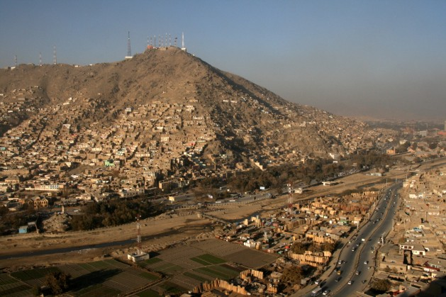 Los afganos quieren justicia antes de tener un nuevo presidente. Crédito: Giuliano Battiston/IPS.