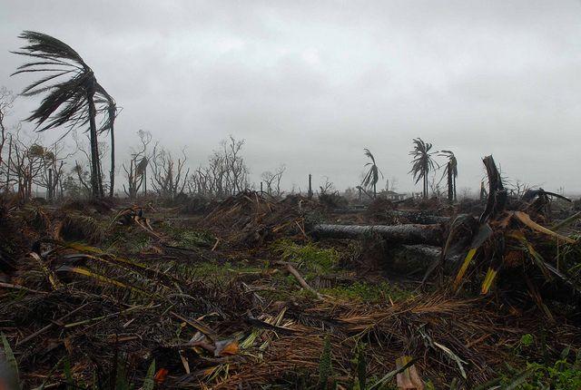 Los efectos del cambio climático traerán aparejados más gastos en compensación al ambiente. Crédito: Jorge Luis Baños/IPS