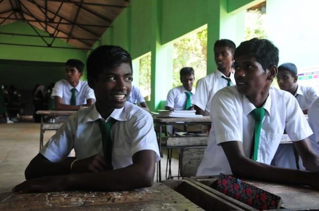 Jóvenes de Sri Lanka siente que la generación mayor y conservadora impiden la reconciliación nacional. Crédito: Amantha Perera/IPS