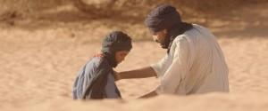 "Escena del filme ""Timbuktu"" del realizador mauritano Abderrahmane Sissako."