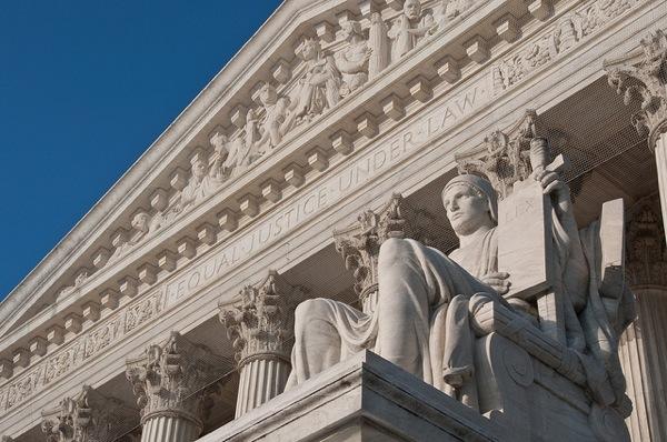 La Corte Suprema de Estados Unidos. Crédito: Mark Fischer/CC by 2.0