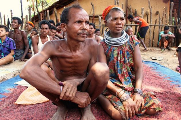 La tribu bonda es uno de los grupos indígenas más antiguos de India. Crédito: Manipadma Jena/IPS