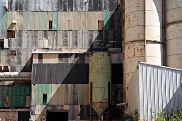 Fábrica de cemento Saint Mary's, en Dixon, Estados Unidos. La industria del acero de China es mucho menos eficiente que la estadounidense, a diferencia de lo que ocurre con la producción de cemento. Crédito: Wayne Wilkinson/CC BY 2.0