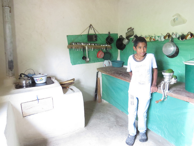La aldea indígena de Pueblo Nuevo en Honduras entendió que debían cambiar su forma de vida, aplicando buenas prácticas en la siembra, en la higiene y en la seguridad alimentaria para vencer la sequía y la desnutrición.