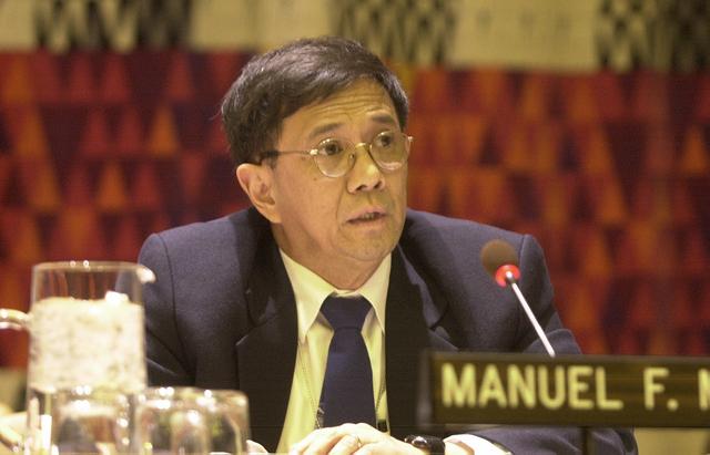 Manuel F. Montes