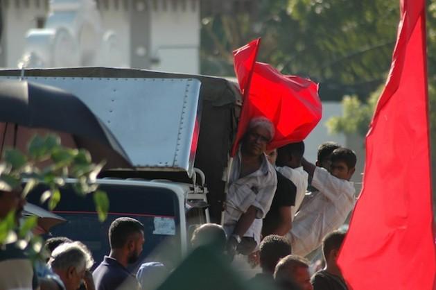 Sri Lanka es presa de la fiebre electoral, pero la mayoría empobrecida teme que la carrera presidencial no alivie sus dificultades económicas. Crédito: Amantha Perera/IPS