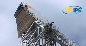El petróleo presal, un tesoro submarino y tecnológico de Brasil