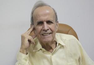 Ricardo Alarcón de Quesada, exministro de Relaciones Exteriores y expresidente de la Asamblea Popular de Cuba. Crédito: Jorge Luis Baños/IPS
