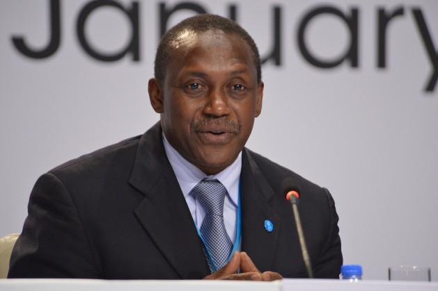 Kandeh Yumkella, representante especial de la ONU para la Energía Sostenible, cree que África debe apostar a las opciones de energía renovable pequeñas y más descentralizadas que les lleguen rápidamente a la población rural. Crédito: Wambi Michael/IPS