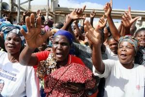 Mujeres de Zambia reclaman una representación política igualitaria. Crédito: Richard Mulonga / IPS