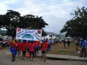 Transparencia Internacional organiza una caminata anual contra la corrupción en Puerto Moresby, la capital de Papúa Nueva Guinea. Crédito: Kanya D'Almeida/IPS