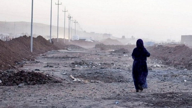 """""""Sin lugar donde recurrir: la violencia contra las mujeres en el conflicto de Iraq"""" se presentará en el Consejo de Derechos Humanos de la ONU en marzo de 2015. Crédito: Grupo por los Derechos de las Minorías Internacional y Centro para los Derechos Civiles Alto el Fuego."""