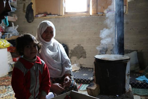 La Organización de las Naciones Unidas estima que casi dos tercios de todos los sirios viven en la extrema pobreza. Crédito: Credit: Comisión Europea DG ECHO/CC-BY-ND-2.0