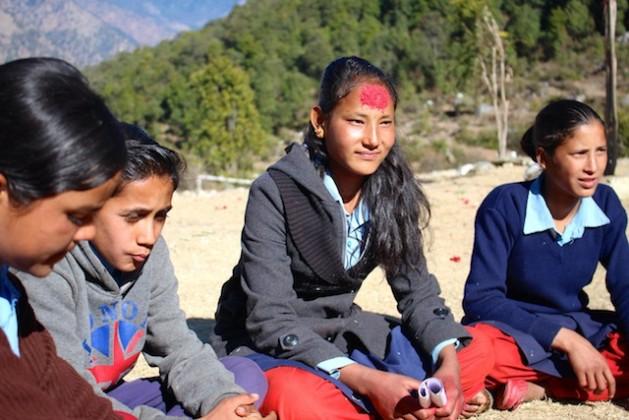 Rashmi Hamal ayudó a salvar a su amiga del matrimonio infantil y lucha contra esta práctica en Nepal. Crédito: Naresh Newar/IPS