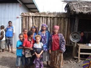 En Papúa Nueva Guinea, la mayoría de la población vive en zonas rurales con poco acceso a servicios de salud, lo que aumenta los desafíos de luchar contra las enfermedades infecciosas como la tuberculosis. Crédito: Catherine Wilson/IPS