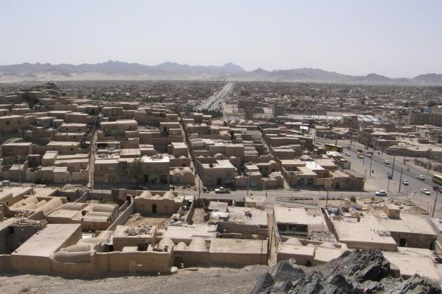 Zahedan, la capital administrativa de la turbulenta región iraní de Sistán y Baluchistán, en la frontera con Pakistán. Crédito: Karlos Zurutuza/IPS