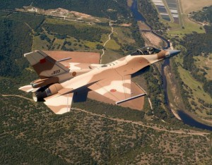 Marruecos también participó de la Operación Tormenta Decisiva en Yemen, con al menos seis aviones de combate. Crédito: ra.az/cc by 2.0