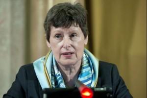 Angela Kane, Alta Representante de la ONU para Asuntos de Desarme, en la 13 sesión de la Conferencia de Desarme. Crédito: Jean-Marc Ferré/ONU