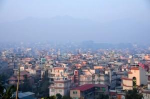Los expertos han dicho durante años que Katmandú es una ciudad de muy alto riesgo en el caso de actividad sísmica, pero el terremoto del 25 de abril tomó a Nepal por sorpresa. Crédito: Amantha Perera/IPS