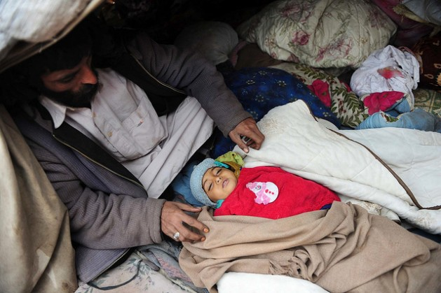 El Fondo de las Naciones Unidas para la Infancia (Unicef) estima que 3,5 millones de niñas y niños sufren malnutrición aguda en Pakistán. Crédito: Ashfaq Yusufzai/IPS
