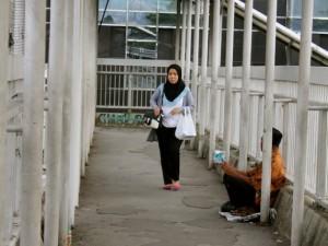 Indonesia tiene una de las tasas más altas de desigualdad de ingresos en el sudeste asiático, según el Banco Mundial. Crédito: Sandra Siagian/IPS