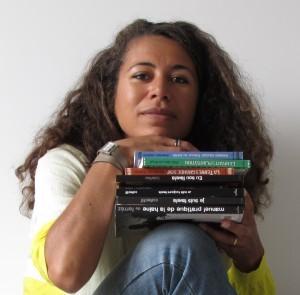 Editora francesa Paula Anacaona.