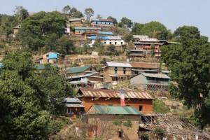 El distrito de Kavre en Nepal fue uno de los más damnificados por el terremoto del 25 de abril. Crédito: Naresh Newar/IPS