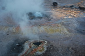Geotermia: La primera planta de América del Sur se ubicará en Chile.