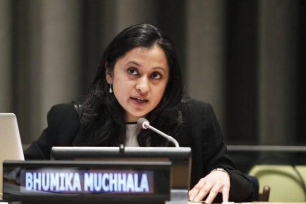 Bhumika Muchhala, de la Red del Tercer Mundo. Crédito: UN Photo/Paulo Filgueiras.