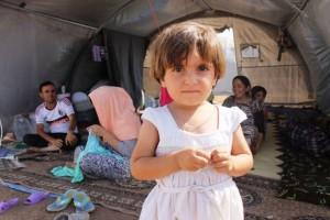 Los niños soportan el peso del conflicto armado en Iraq. Crédito: Departamento de Gran Bretaña para el Desarrollo Internacional/ CC-BY-2.0