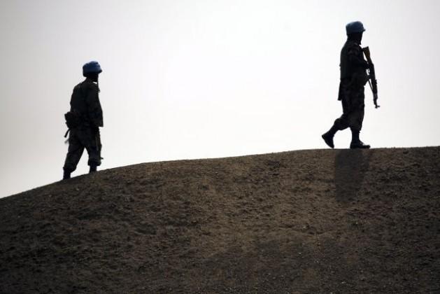La ONU está reevaluando sus 16 misiones de mantenimiento de la paz, que en el bienio 2015-2016 le costarán 8.300 millones de dólares. Crédito: Albert González Farran/ONU.