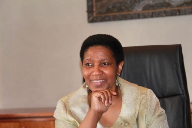Phumzile Mlambo-Ngcuka, directora ejecutiva de ONU Mujeres. Crédito: Cortesía de ONU Mujeres