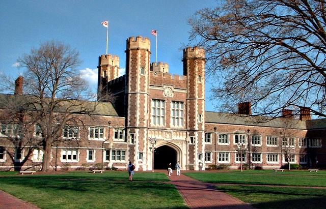 Universidad de Washington en St. Louis, Estados Unidos.