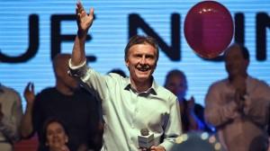 En un futuro próximo se sabrá si el triunfo de Mauricio Macri, quien asumirá la Presidencia de Argentina el 10 de diciembre, eleva el globo de un cambio de época en América del Sur, con la irrupción de gobiernos conservadores en un escenario que en lo que va de siglo dominaron gobernantes llamados de izquierda. Crédito: Mauricio Macri