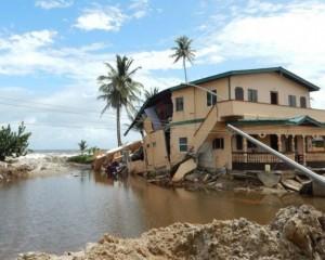 Daños provocados por las inundaciones en Trinidad en noviembre de 2014. Crédito: Rajiv Jalim