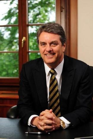El director general de la OMC, Roberto Azevêdo. Crédito: OMC