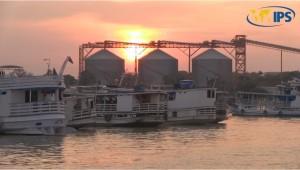 Amazonas, la nueva tierra portuaria prometida