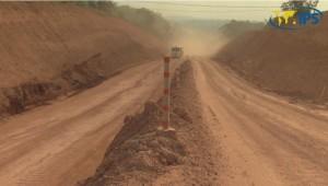 Carretera brasileña vuelve a la vida por impulso agroexportador