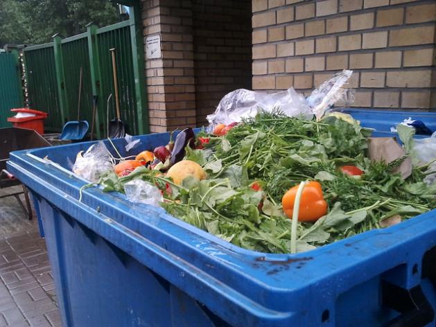 Se calcula que en todo el mundo se desperdician 1.300 millones de toneladas de alimentos por año. Crédito: Claudia Ciobanu/IPS