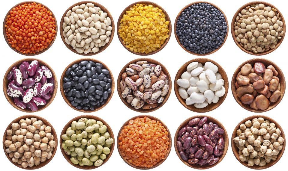 Las legumbres podrán ser pequeñas, pero son un gran alimento y por eso en 2016 se celebra el Año Internacional de las Legumbres. Crédito: Cortesía FAO.