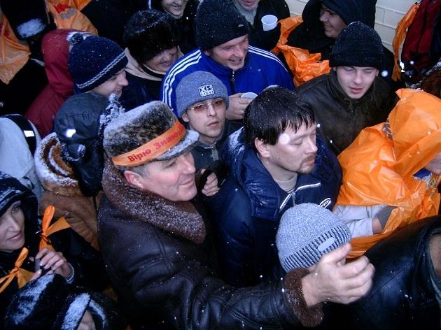 Más de un millón de ucranianos buscaron refugio en Rusia desde abril de 2014. Crédito: Zoltan Dujisin /IPS