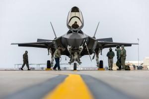 Estados Unidos es el principal exportador de armas a Medio Oriente. En la foto, avión de combate F-35A. Crédito: Fuerza Aérea de Estados Unidos.
