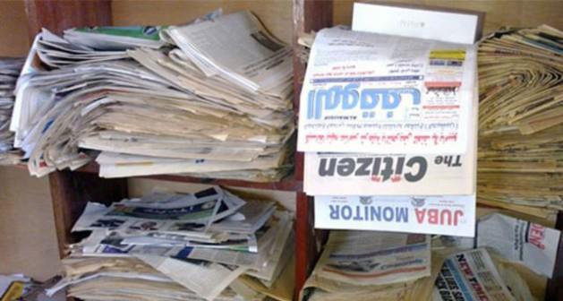 La prensa de Sudán soporta una dura represión por parte del gobierno.