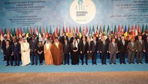 La cumbre de la Organización para la Cooperación Islámica (OCI) se realizó en Istanbul en abril de 2016. Crédito: Cortesía de OCI.