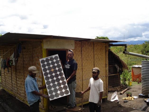 Energía renovable en Papúa Nueva Guinea avanza hacia lo pactado en el Acuerdo de París.